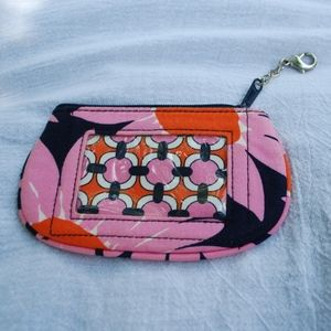 Vera Bradley ID holder/wallet